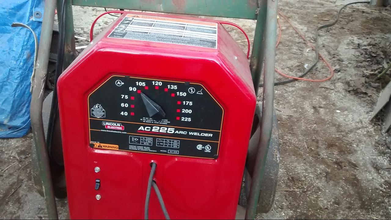 lincoln 225 arc welder wiring [ 1280 x 720 Pixel ]