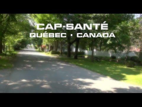 Cap-Santé, un magnifique village du Québec (1080p • 60 ips)