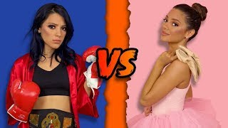 Edgy vs. Girly Halloween Costume Ideas! Niki and Gabi