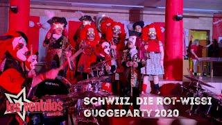 Schwiiz, die rot-wissi Guggeparty 2020 - Los Ventilos Oberdorf BL