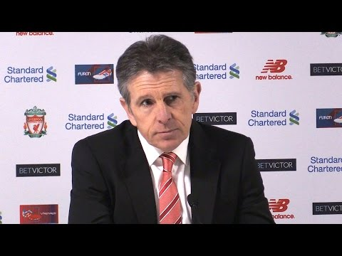 Liverpool 0-1 Southampton (Agg 0-2)- Claude Puel Full Post Match Press Conference - EFL Cup