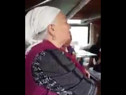 Талантливая бабушка, частушки из жизни ..