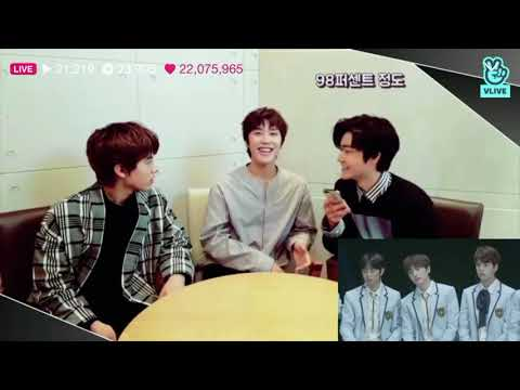 The Boyz reacting to Eric, Jacob, and Kevin speaking in English & saying 'the boyzzzzz'