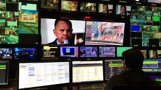 CBSLA Behind the Scenes in the Control Room FULL BROADCAST