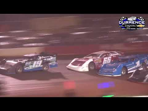 Durrence Layne Late Model Feature Talladega Short Track 7/3/18!