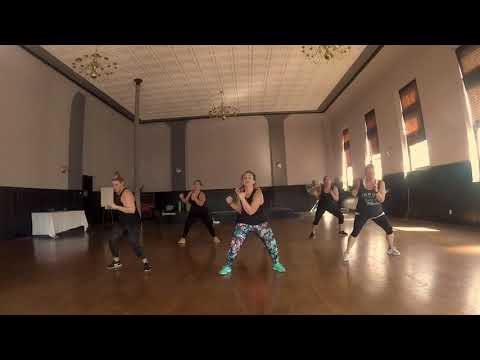 VIBE Dance Fitness warmup- ROLEX