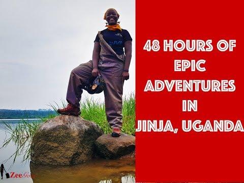 Travel Uganda: 48 Hours of Epic Adventures in Jinja
