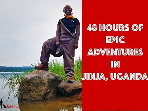 Travel Uganda: 48 Hours of Epic Adventures in Jinja