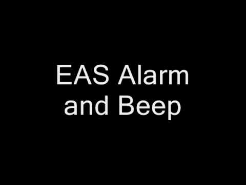 EAS Alarm and Beep TURN YOUR VOLUME DOWN