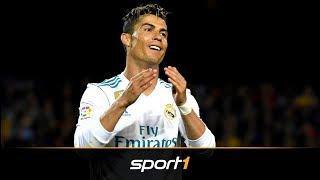 Mourinho gibt bei ronaldo auf | sport1 - transfermarkt