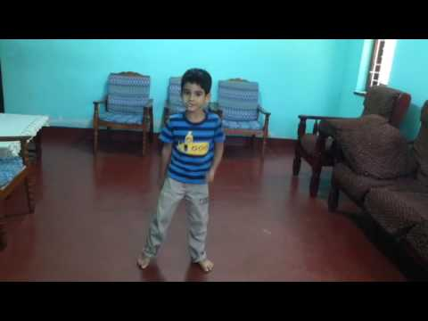 Bairavaa Varlaam Vaa Promo Dance By 4yr Old Kid