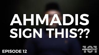 How to join the Ahmadiyya Muslim Community | Ahmadiyyat 101 | Episode 12