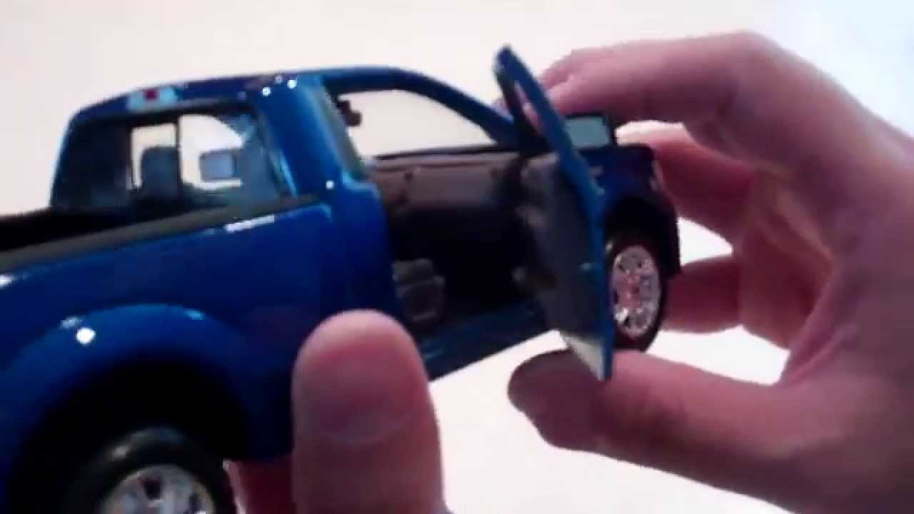 Scalecast Model Of Ford F  Stx Pickup