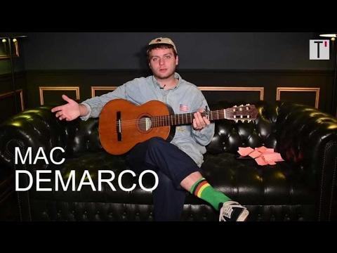 """Mac DeMarco : """"J'aime écrire des chansons simples"""""""