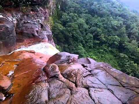 Beautiful waterfalls top in Guyana. By Deroy Austin