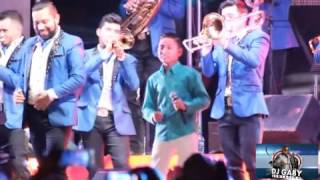 Marlon & Banda Recodo en Esteli Nic 2016
