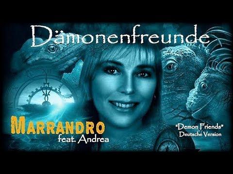 """""""Dämonenfreunde"""" (MARRANDRO """"Demon Friends"""" Deutsches Cover) Chaos mit Magie und Phantasie umhüllt"""