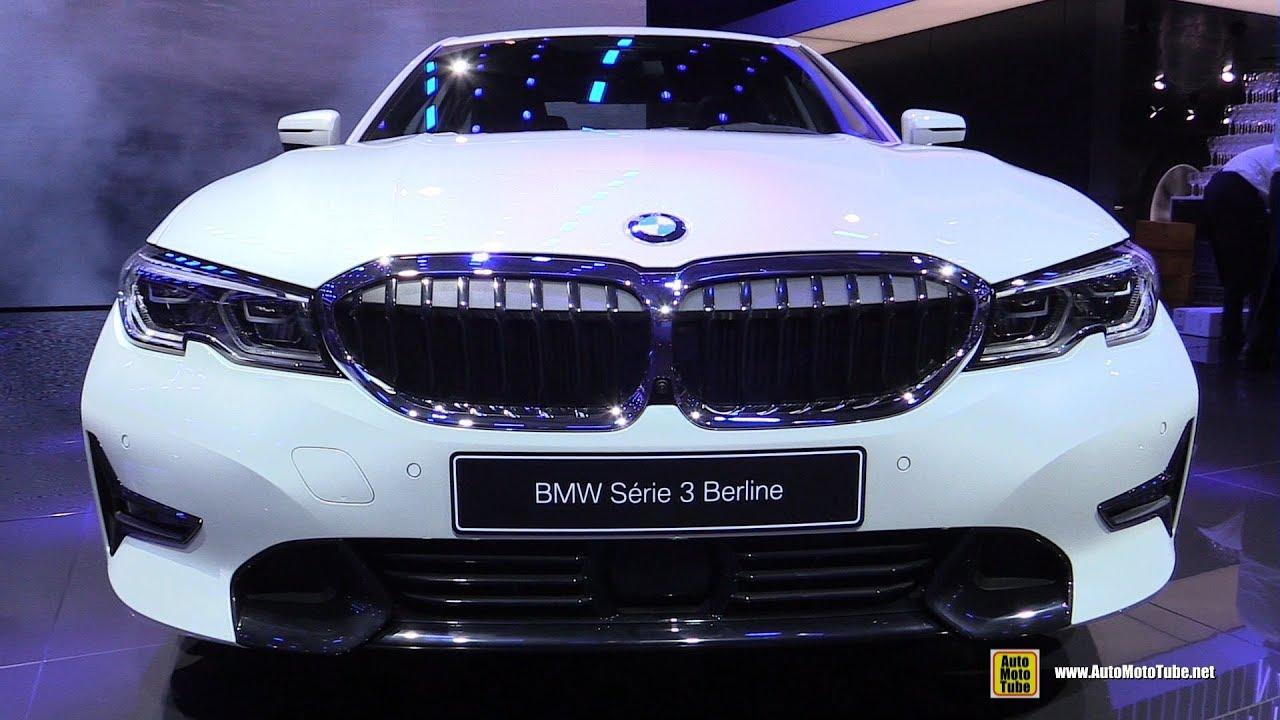 2019 bmw 3 series 320d exterior and interior walkaround debut at BMW Z4 2019 bmw 3 series 320d exterior and interior walkaround debut at 2018 paris motor show