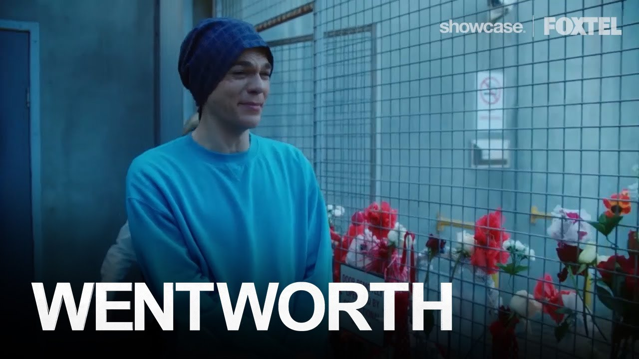 Download Wentworth Season 5 Episode 2 Clip: Maxine's Farewell   showcase on Foxtel