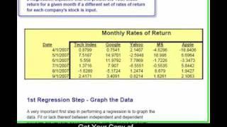 Як ви можете бути в Excel статистичних майстер - механічна 3