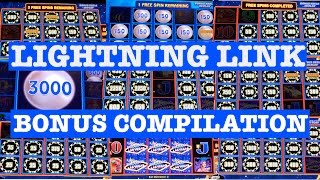 ✦20 MINS OF BONUSES✦ ~ Lightning Link Slot Machine at Aria and Cosmo in Las Vegas