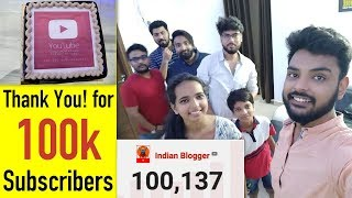 ThankYou for 100k Subscribers - Every YouTuber Must Watch, Motivation Video