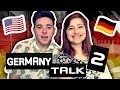 What We Think about Germany! (2 months left) | Americans in Germany