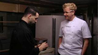 Wedding at Trobiano's - Ramsay's Kitchen Nightmares