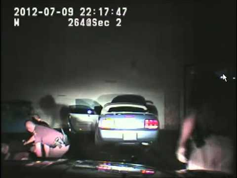 Utah Highway Patrol excessive force claim dashcam