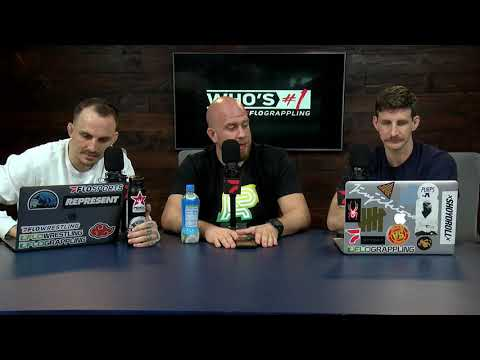 Who's #1 The Show: No-Gi Worlds Women's Black Belt Preview