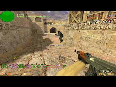Counter Strike 1.6 DM Warmup! ❤️