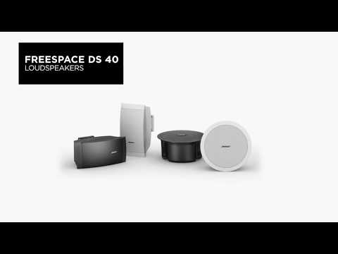 Business Music System: Bose FreeSpace DS 40