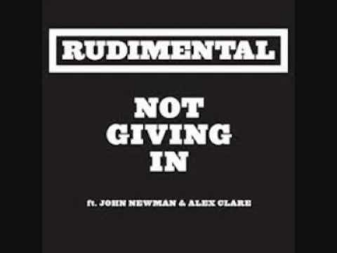 Rudimental  Not Giving In feat John Newman & Rudimental
