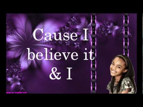 China Anne McClain - Dynamite Lyrics + Download Link
