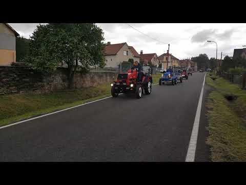 Traktoriáda Brambory