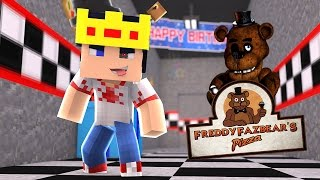 Minecraft: WHO'S YOUR DADDY?! - BEBÊ ASSASSINO (FIVE NIGHTS AT FREDDY'S)