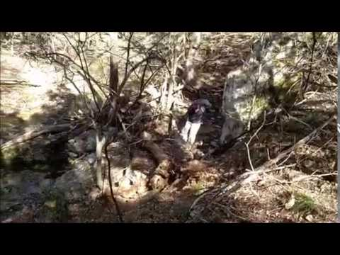 Hiking Mother Neff State Park, and Gear Test (2/26/17)