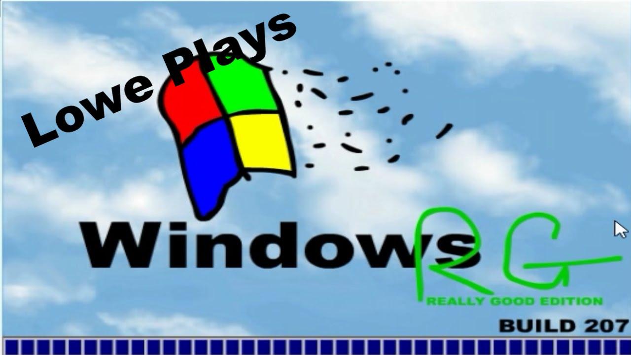 Lowe plays windows rg edition best os na