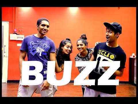 Buzz - Aastha gill ft Badshah I Dance Choreography I Vicky and Aakanksha