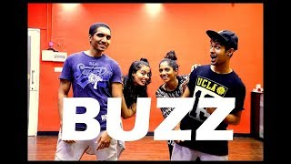 Buzz - Aastha gill ft Badshah I Dance Choreography I Vicky and Aakanksha