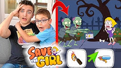 ON DOIT SAUVER LA FILLE !!! | Save The Girl