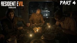 WELCOME TO THE FAMILY!! | Resident Evil 7 - Part 4