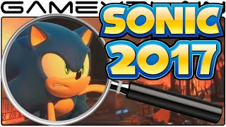 Sonic 2017 Analysis - Reveal Trailer (Secrets & Hidden Details)
