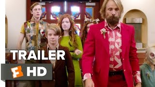 Captain Fantastic Official Trailer #1 (2016) - Viggo Mortensen, Kathryn Hahn Movie HD
