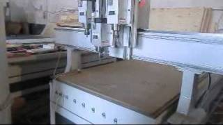 CNC Router TSW1325S Woodworking video-Jinan Transon CNC Equipment Co.,Ltd