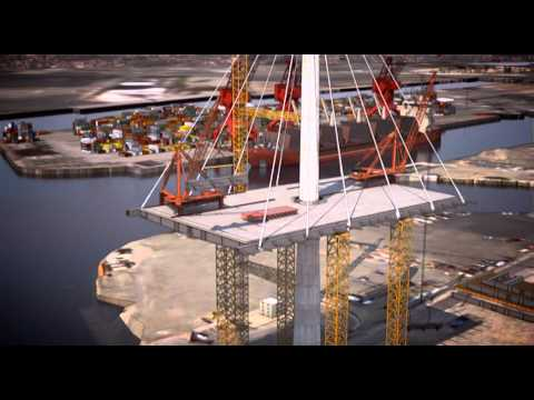 PROIN3D: DESMOND BRIDGE REPLACEMENT (2012)