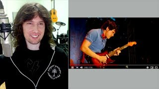 British guitarist reacts to John Mayer's CRAZY groove (and faces!) mp3
