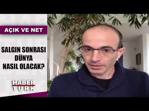 Korona salgınının dünyaya verdiği mesaj ne? Yuval Noah Harari anlatıyor | Açık v