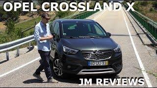 """Opel CrossLand X - """"Cuidado Captur"""" - Review Portugal - JM Reviews 2018"""