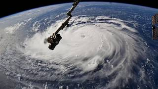 Meteo: URAGANO Florence visto dallo spazio, immagini impressionanti